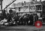 Image of World War 1 Army Base Section 2 cargo operations Bordeaux France, 1918, second 12 stock footage video 65675073060