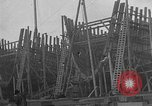 Image of ship building United States USA, 1917, second 4 stock footage video 65675073062