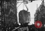 Image of ship launching United States USA, 1918, second 9 stock footage video 65675073070