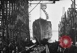 Image of ship launching United States USA, 1918, second 10 stock footage video 65675073070