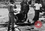 Image of Laotian soldiers Thakhet Laos, 1964, second 12 stock footage video 65675073075