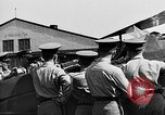 Image of West Point Cadets learn about airplanes at Mitchel Field Hempstead New York USA, 1937, second 7 stock footage video 65675073086