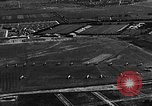 Image of B-6A bombers and O-1D pursuit planes at Mitchel Field Hempstead New York USA, 1937, second 12 stock footage video 65675073088