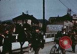 Image of German troops return home at end of World War 2 Germany, 1945, second 9 stock footage video 65675073095