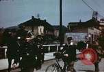 Image of German troops return home at end of World War 2 Germany, 1945, second 10 stock footage video 65675073095