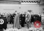 Image of Dwight D Eisenhower Boston Massachusetts USA, 1954, second 10 stock footage video 65675073119