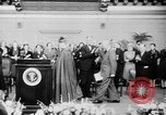 Image of Dwight D Eisenhower Boston Massachusetts USA, 1954, second 11 stock footage video 65675073119