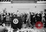 Image of Dwight D Eisenhower Boston Massachusetts USA, 1954, second 12 stock footage video 65675073119