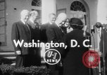 Image of Dwight D Eisenhower Washington DC USA, 1954, second 5 stock footage video 65675073120