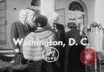 Image of Dwight D Eisenhower Washington DC USA, 1954, second 8 stock footage video 65675073120