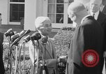 Image of Dwight D Eisenhower Washington DC USA, 1954, second 10 stock footage video 65675073120