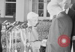 Image of Dwight D Eisenhower Washington DC USA, 1954, second 11 stock footage video 65675073120