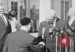 Image of Dwight D Eisenhower Washington DC USA, 1954, second 12 stock footage video 65675073120