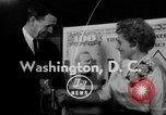 Image of Judy Holliday Washington DC USA, 1954, second 1 stock footage video 65675073122
