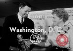 Image of Judy Holliday Washington DC USA, 1954, second 3 stock footage video 65675073122