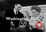 Image of Judy Holliday Washington DC USA, 1954, second 4 stock footage video 65675073122
