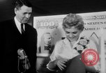 Image of Judy Holliday Washington DC USA, 1954, second 6 stock footage video 65675073122