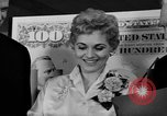 Image of Judy Holliday Washington DC USA, 1954, second 10 stock footage video 65675073122