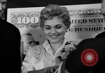 Image of Judy Holliday Washington DC USA, 1954, second 11 stock footage video 65675073122