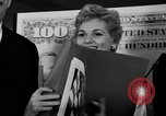 Image of Judy Holliday Washington DC USA, 1954, second 12 stock footage video 65675073122