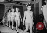 Image of Junior Miss America contest New York United States USA, 1954, second 9 stock footage video 65675073123