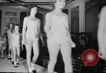 Image of Junior Miss America contest New York United States USA, 1954, second 12 stock footage video 65675073123