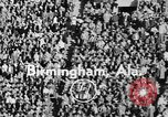 Image of football game Birmingham Alabama USA, 1954, second 1 stock footage video 65675073126