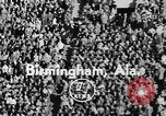 Image of football game Birmingham Alabama USA, 1954, second 3 stock footage video 65675073126