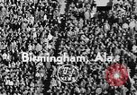 Image of football game Birmingham Alabama USA, 1954, second 4 stock footage video 65675073126