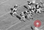 Image of football game Birmingham Alabama USA, 1954, second 7 stock footage video 65675073126