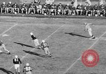 Image of football game Birmingham Alabama USA, 1954, second 11 stock footage video 65675073126