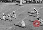 Image of football game Birmingham Alabama USA, 1954, second 12 stock footage video 65675073126