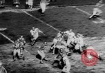 Image of 49ers versus Lions San Francisco California USA, 1957, second 11 stock footage video 65675073135