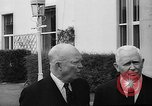 Image of Dwight D Eisenhower Ireland, 1962, second 11 stock footage video 65675073155