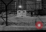 Image of Berlin Wall Berlin Germany, 1963, second 5 stock footage video 65675073160