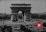 Image of war ended Paris France, 1963, second 1 stock footage video 65675073161