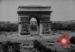 Image of war ended Paris France, 1963, second 2 stock footage video 65675073161