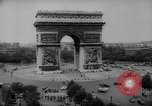 Image of war ended Paris France, 1963, second 3 stock footage video 65675073161