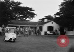 Image of Dwight D Eisenhower Pebble Beach California USA, 1955, second 8 stock footage video 65675073186