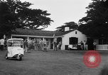 Image of Dwight D Eisenhower Pebble Beach California USA, 1955, second 9 stock footage video 65675073186