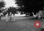 Image of Dwight D Eisenhower Pebble Beach California USA, 1955, second 10 stock footage video 65675073186