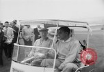 Image of President Dwight D Eisenhower plays golf Pebble Beach California USA, 1955, second 8 stock footage video 65675073187