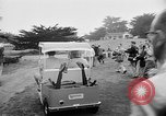 Image of President Dwight D Eisenhower plays golf Pebble Beach California USA, 1955, second 12 stock footage video 65675073187