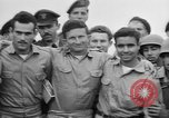 Image of POW repatriation Israel, 1957, second 10 stock footage video 65675073188