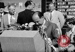 Image of Adlai E Stevenson Newton Iowa USA, 1956, second 10 stock footage video 65675073190