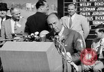 Image of Adlai E Stevenson Newton Iowa USA, 1956, second 11 stock footage video 65675073190