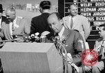 Image of Adlai E Stevenson Newton Iowa USA, 1956, second 12 stock footage video 65675073190