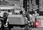 Image of Adlai E Stevenson Newton Iowa United States USA, 1956, second 3 stock footage video 65675073191