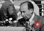 Image of Adlai Stevenson Newton Iowa United States USA, 1956, second 2 stock footage video 65675073192