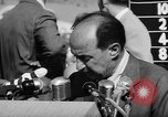 Image of Adlai Stevenson Newton Iowa United States USA, 1956, second 8 stock footage video 65675073192